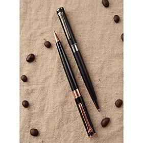 Bút Bi Ký Tên Kim Loại Cao Cấp  B&J BJ024 Đẳng Cấp Tinh Hoa Bắc Âu dành cho doanh nhân - Màu Đồng