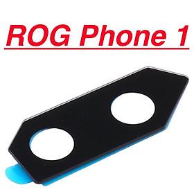 Mặt Kính Camera Sau Dành Cho Asus ROG Phone 1 Linh Kiện Thay Thế