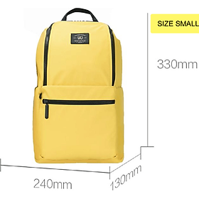 Balo  Xiaomi 90 Points Family Backpack 10 Inch ( Small )