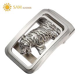 Mặt Khóa Thắt Lưng - Đầu Khóa Thắt Lưng SAM Leather SMDN019BB