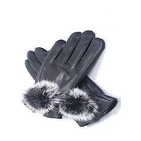 Găng tay nữ - bao tay nữ cảm ứng chống nước giữ nhiệt - GT002 Nữ