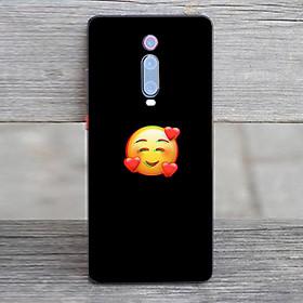 Ốp điện thoại dành cho máy Xiaomi Redmi 4A - emoji kute MS EMJKT046