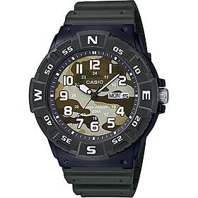 Đồng hồ Casio nam dây nhựa MRW-220HCM-3BVDF (46mm)