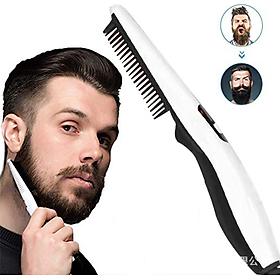 Lược chải thẳng tóc, râu đa năng