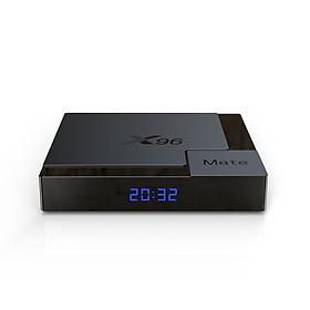 Android TV Box X96 Mate – Ram 4GB, bộ nhớ trong 32GB, Android 10 – Hàng chính hãng