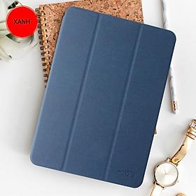Bao da dành cho iPad Pro 11 2021 M1 chính hãng Mutural chống sốc - Hàng nhập khẩu ( Tặng kèm kính cường lực Nillkin )