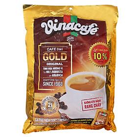 Cà Phê Sữa Gold Original ( Bịch 40gói x 20gr)