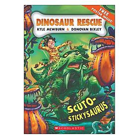 Dinosaur Rescue #7: Scuto-Stickysaurus