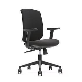 Ghế văn phòng/ghế giám đốc bọc vải cao cấp, chân xoay 360 độ, mã sản phẩm FWA0-024