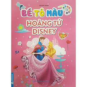 Bé Tô Màu - Hoàng Tử Disney