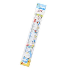 Thước thẳng 20cm Thiên Long Điểm 10 Doraemon SR-011/DO