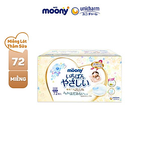 Miếng Lót Thấm Sữa Moony Cho Mẹ 72 Miếng/108 Miếng