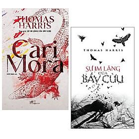 Combo 2 cuốn sách của Thomas Harris: Cari Mora + Sự Im Lặng Của Bầy Cừu