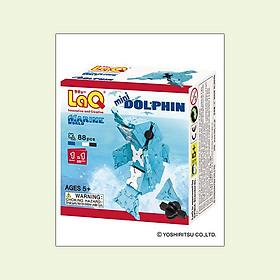 Đồ Chơi Ráp Hình LaQ Marine World Mini Dolphin