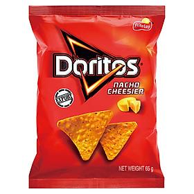 Bánh Snack ngô giòn Doritos vị Phô mai cay 65g