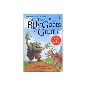 Usborne Young Reading Series One: The Billy Goats Gruff + CD