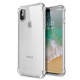 Ốp lưng silicon chống sốc phát sáng Protective Case cho iPhone (Trong suốt) - Hàng nhập khẩu