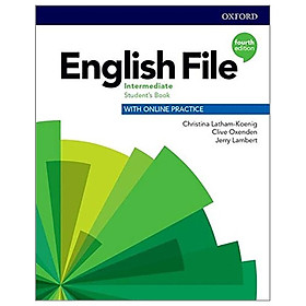 English File 4th Edition: Intermediate: Student's Book With Online Practice