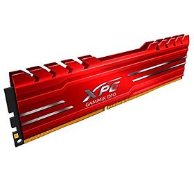 Ram máy tính Desktop ADATA DDR4 XPG GAMMIX D10 8GB 3000MHz RED - Hàng Chính Hãng