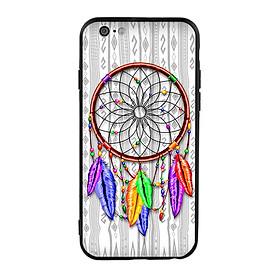 Hình đại diện sản phẩm Ốp Lưng Viền TPU Cho iPhone 6/6S - Dreamcatcher 06
