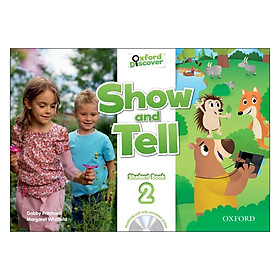 Show and Tell 2: Student Book and MultiROM Pack
