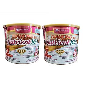 Combo 2 hộp Eneright Diamond Nutrient Kid 1 700 gr : cho trẻ suy dinh dưỡng thấp còi từ 6- 36 tháng-0