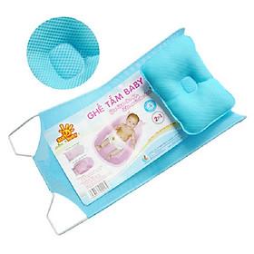 ghế lưới tắm cho bé
