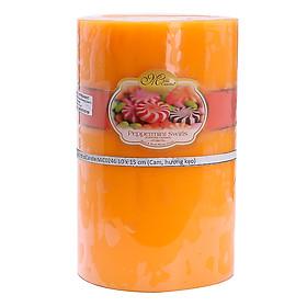 Nến thơm trụ tròn D10H15 Miss Candle MIC0246 10 x 15 cm
