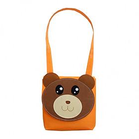 Bộ học liệu gấu con - Học liệu thân thiện bằng vải - Dành cho bé  0-4