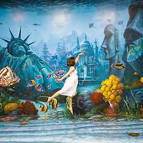 Vé Bảo Tàng Tranh 3D Art In Paradise Pattaya, Thái Lan