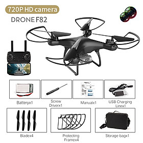 F82 Drone Long Endurance 20 Minutes 4k Dual-camera Real-time Image Transmission Aircraft Fixed Altitude Rc Aircraft