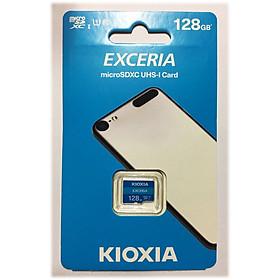 Thẻ nhớ MicroSD Kioxia 128GB Class 10 - Hàng Nhập Khẩu