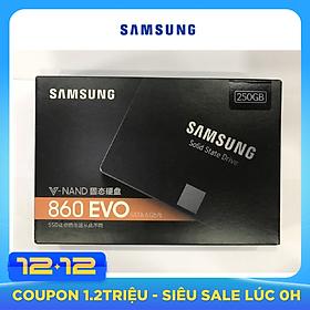 Ổ Cứng SSD Samsung 860 EVO 250GB Sata iii 2.5 inch - Hàng Nhập Khẩu
