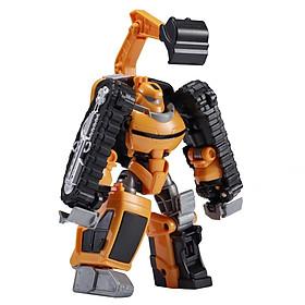 Đồ Chơi Lắp Ráp Young Toys - Mini Tobot Rocky