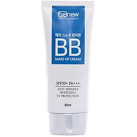 Kem nền kem che khuyết điểm BB cream benew ma thuật hàn quốc ( 50ml)