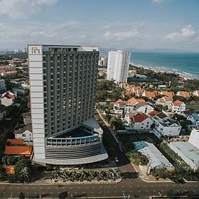 Malibu Hotel 4* Vũng Tàu - Gần Biển, Hồ Bơi, Buffet Sáng Quốc Tế, Top 10 Khách Sạn Yêu Thích Việt Nam