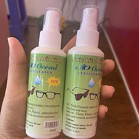 Nước rửa kính, nước rửa mắt kính cận ,kính mát , nước lau kính cận ,lau tròng kính cận