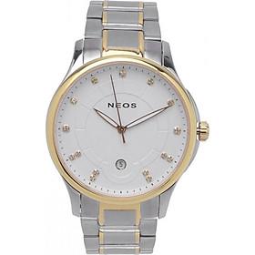 Đồng hồ Neos N-30864M Nam Dây Thép Chính Hãng