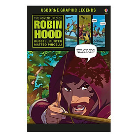 Usborne The Adventures of Robin Hood