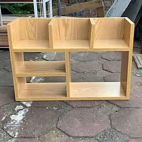 Giá sách để bàn gỗ công nghiệp