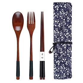 Bộ đũa muỗng nĩa Nhật Bản