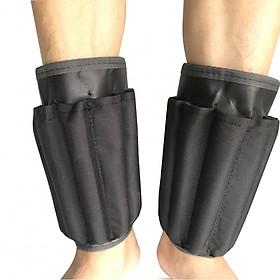 Chì đeo chân tập thể lực gảm cân 14 thanh chì 4kg