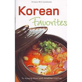 Mini Korean Favorites (Periplus Mini Cookbook Series)