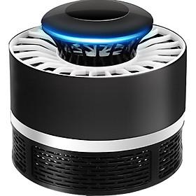 Đèn bắt muỗi V1 ( Tặng 02 nút kẹp cao su giữ dây điện )