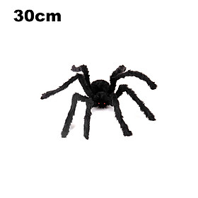 Halloween Spider Decorations, Halloween Scary Spider Fake Spider, Spider Web, Cobwebs for Window Wall and Yard Outdoor