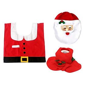 Hình đại diện sản phẩm Bộ Trang Trí Giáng Sinh Dành Cho Phòng Tắm