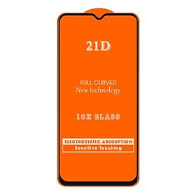 Kính Cường Lực 21D cho Xiaomi Redmi Note 8 Pro Full Keo Màn Hình 21D SIÊU BỀN, SIÊU CỨNG, ÔM SÁT MÁY