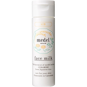 Sữa Dưỡng Da Medel Natural Face Milk Chamomile Blend (120mL)