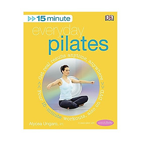 DK 15 Minute Everyday Pilates