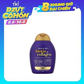 Dầu Xả Ogx Biotin & Collagen Conditioner 385ml